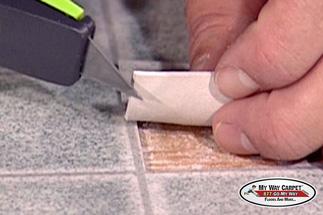 Vinyl Repairs My Way Carpet Floors